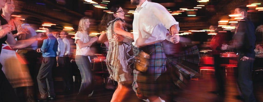 Noite escocesa de Ceilidh