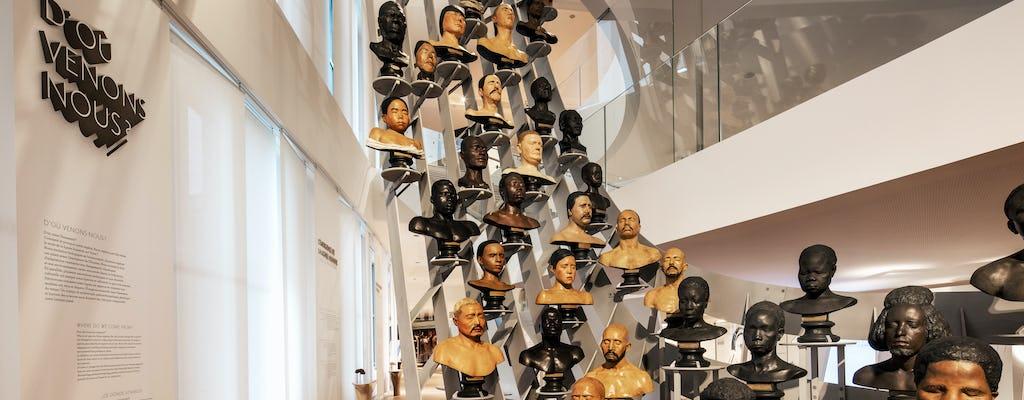 Entradas sin colas al museo de l'Homme