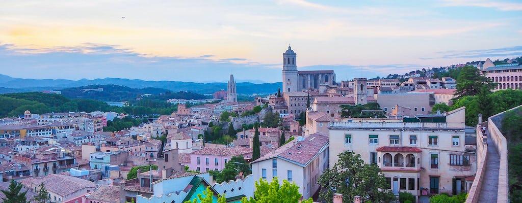 Recorrido a pie por la ciudad de Girona