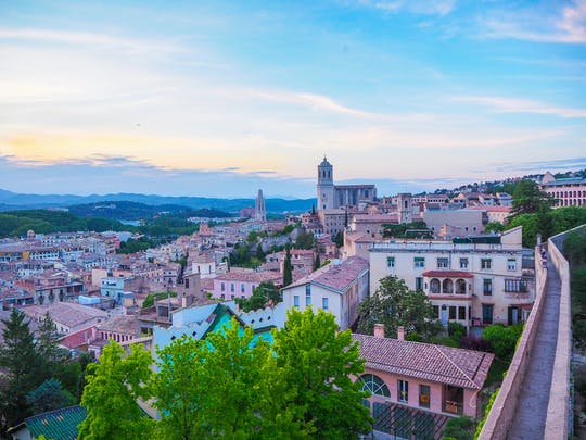 Stadtrundgang durch Girona