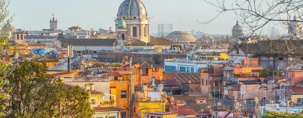 Wynajem samochodów elektrycznych w Rzymie