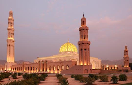 Tour privato di Muscat classico