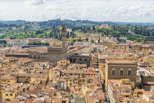 Tour del centro di Firenze con ingresso salta fila al Duomo