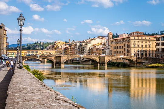 Florence semi-private tour with Uffizi and Accademia