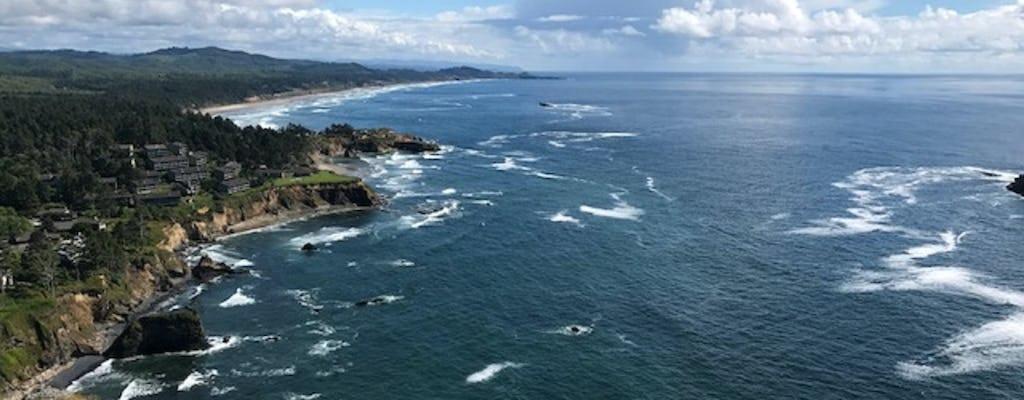 Орегонский береговой тур