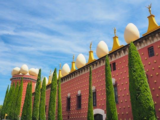Excursión de un día al triángulo de Dalí y Cadaqués desde Girona