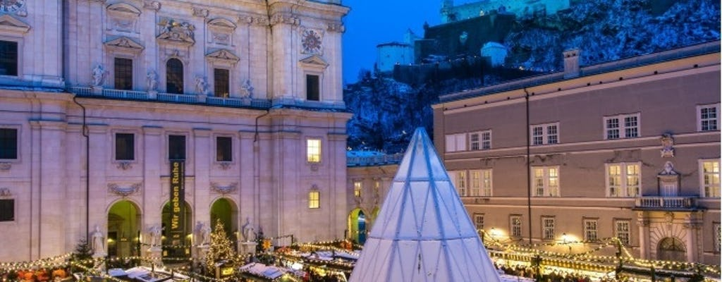 Private Salzburg Christmas Tour and Silent Night Exhibition