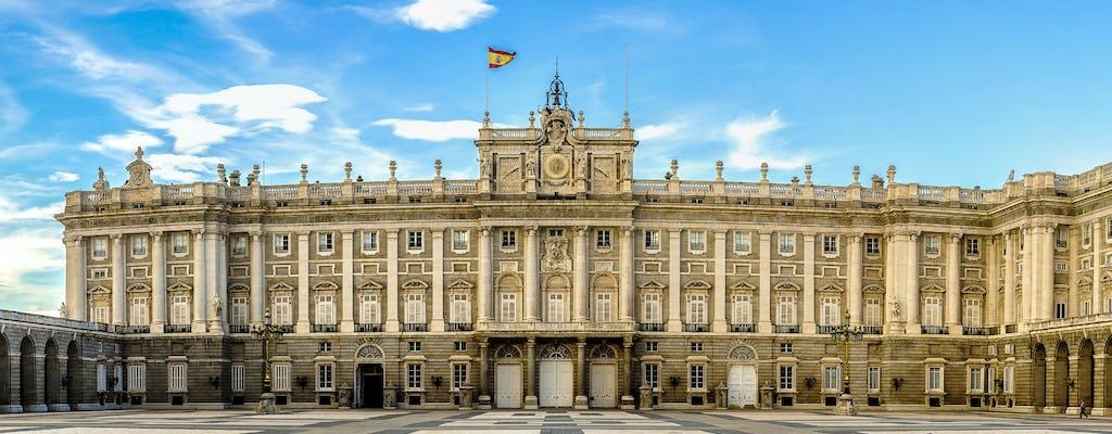Tour a piedi della città vecchia di Madrid