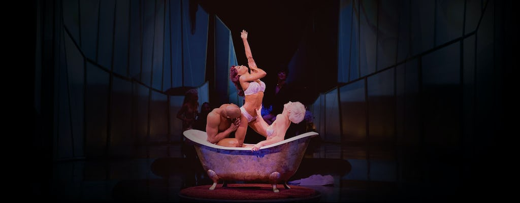 Zumanity by Cirque du Soleil tickets