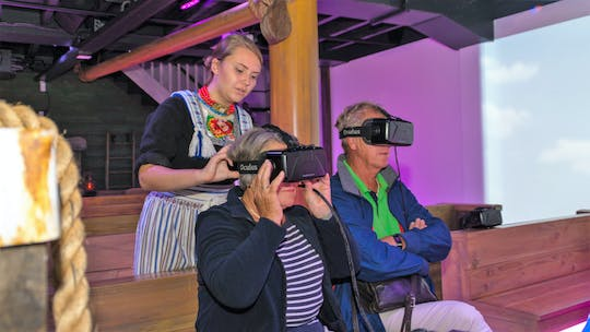 Experience Volendam on a 30-minutes virtual reality tour