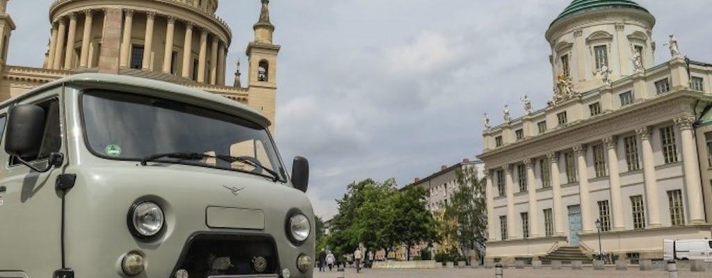 Potsdam Stadtrundfahrt im sowjetischen Mini-Bus