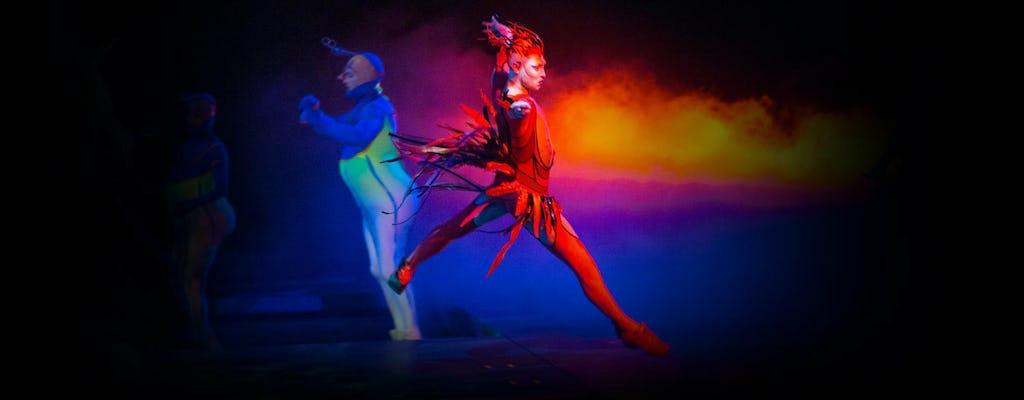 Mystère by Cirque du Soleil tickets