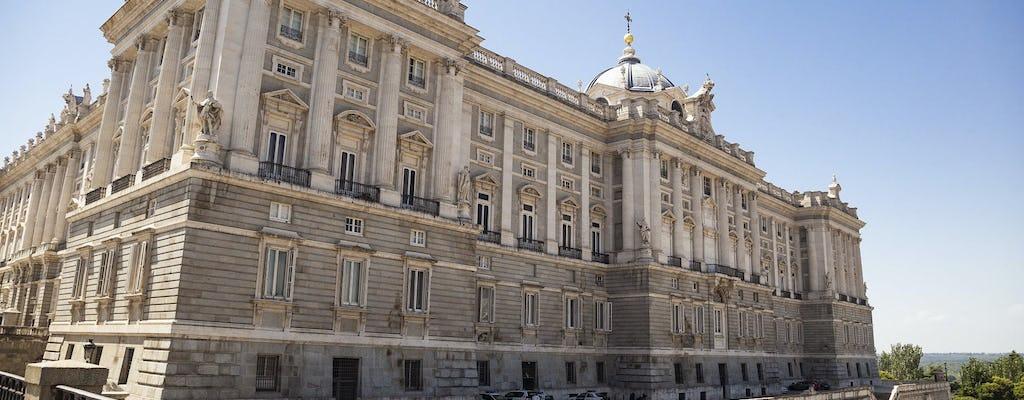 Entradas sin colas al Palacio Real de Madrid con visita guiada