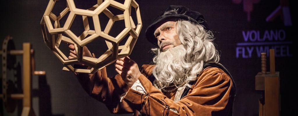Skip-the-line tickets voor het Leonardo da Vinci Interactive Museum ®