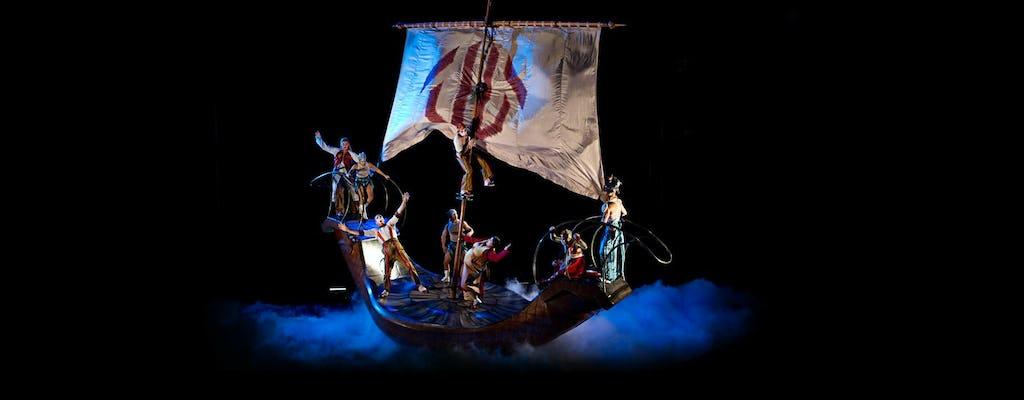 KÀ by Cirque du Soleil tickets