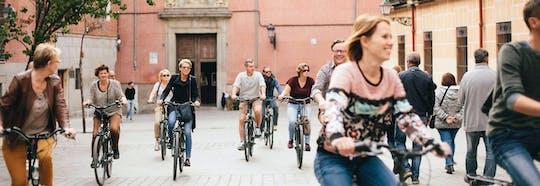 Madrid daily bike tour