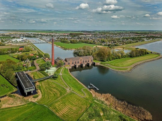 Five Dutch UNESCO World Heritage sites full-day VIP tour with lunch