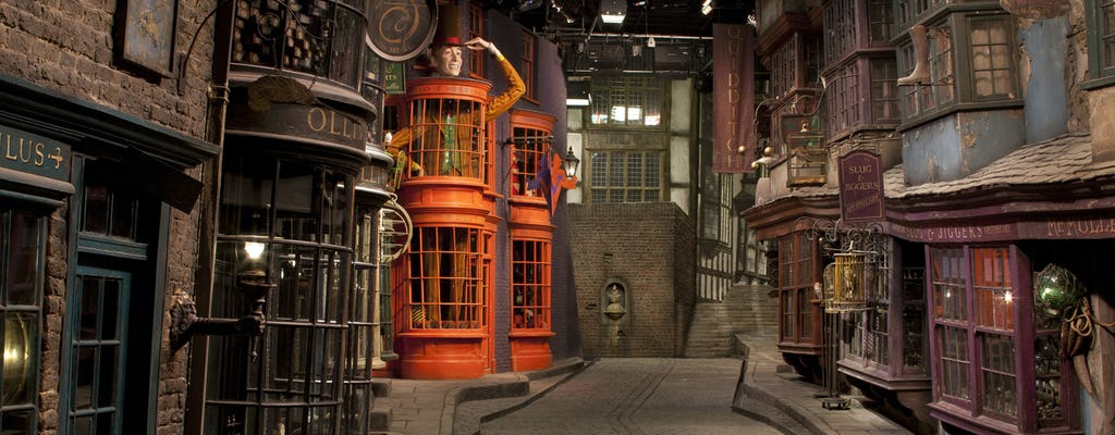 Warner Bros. Studio Tour London - A Fabricação de Harry Potter (com transporte de retorno de luxo de Londres Victoria)