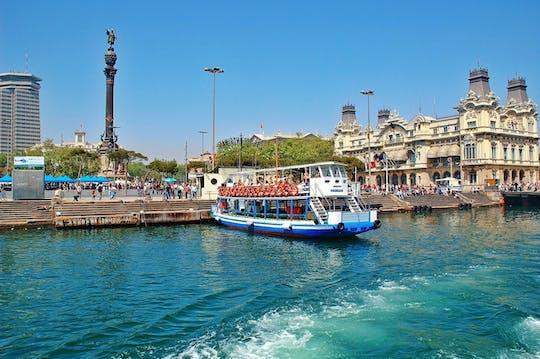 Las Golondrinas w Barcelonie bilety na wycieczkę łodzią