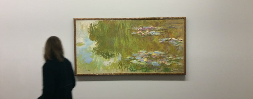 Private tour of Monet to Picasso Exhibition at Albertina