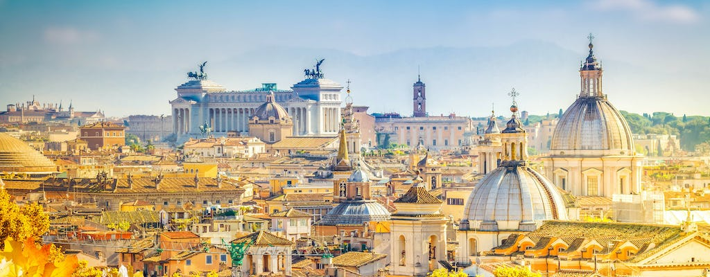 Rome experience Pass