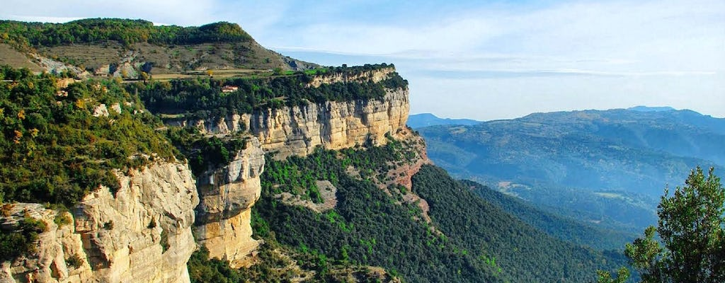 Rural Catalonia hike and Rupit medieval town