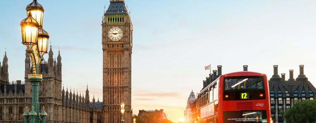 London's top 30 sights walking tour
