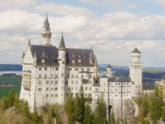 Zamek Neuschwanstein i Pałac Linderhof - Day Tour z Monachium