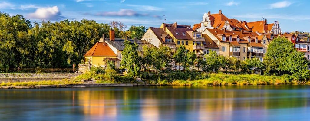 Regensburg day trip from Munich
