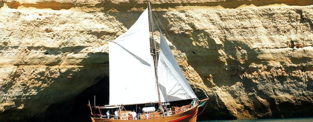 Kapitän Hook Kreuzfahrt auf Leãozinho von Albufeira