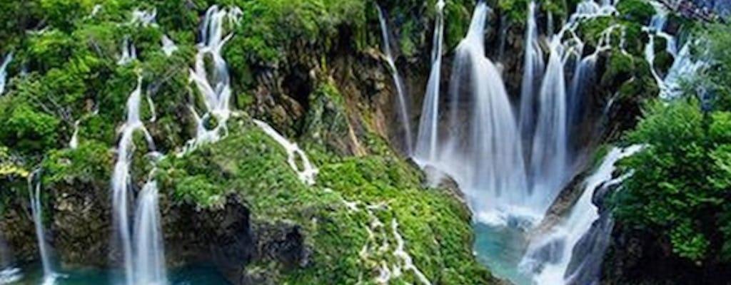 Tour guidato dei laghi di Plitvice dal porto di crociera di Zara