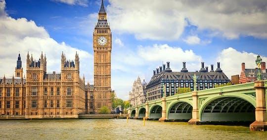 История Лондона: центр города экскурсия