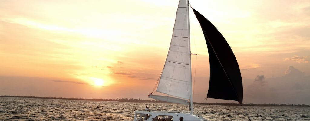 Catamaran Sailing in Bali