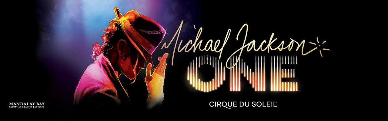 Bilety do Michael Jackson ONE Cirque du Soleil