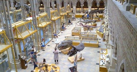 Visita guiada al Museo de Historia Natural de Londres