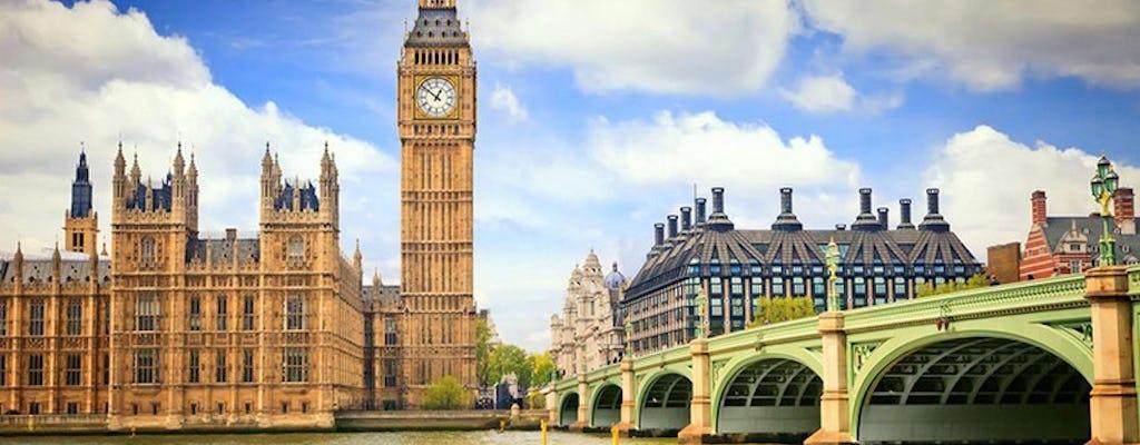 Visita guiada ao Museu Britânico e  Westminster