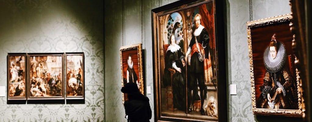Visite guidée du British Museum et de la National Gallery of London