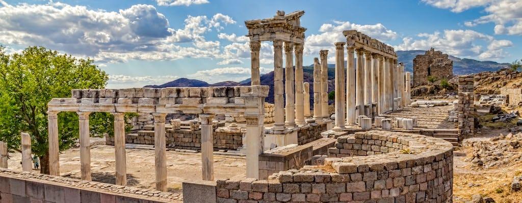Ganztagestour durch das antike Pergamon mit dem Bus ab Istanbul