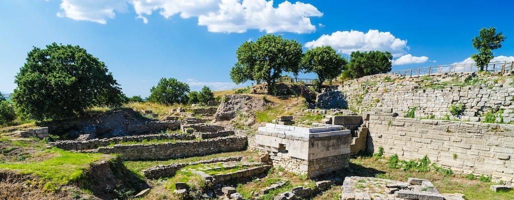 Viagem de 2 dias para a excursão em grupo de Troy e Gallipoli saindo de Istambul