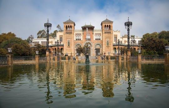 Visita guiada por los jardines de Sevilla