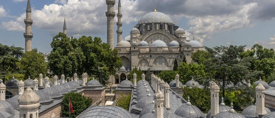 Istanbul classics and Ottoman Relics guided tour