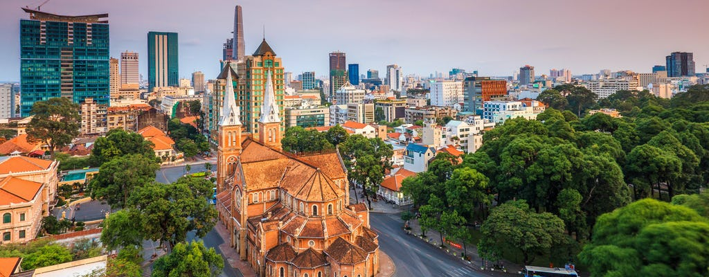 Good Morning Saigon-wandeltocht