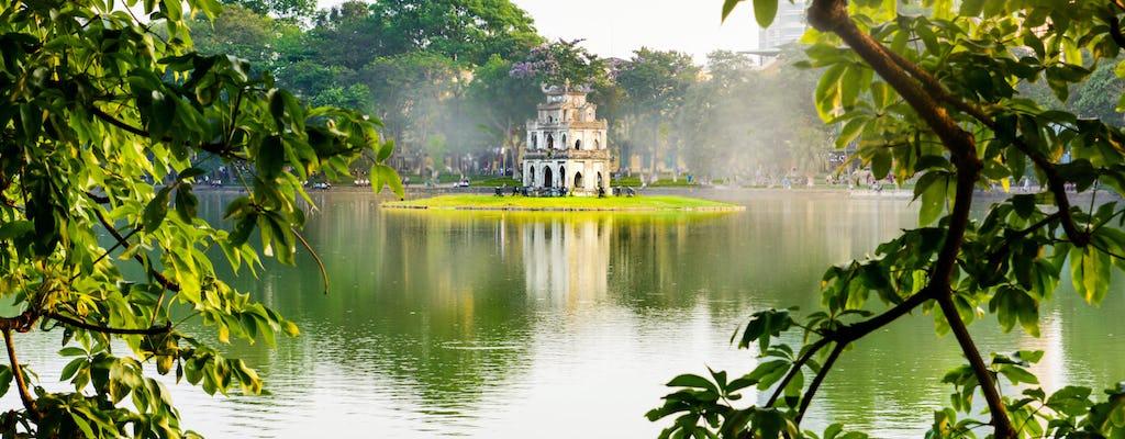 Dagtour door de stad in Hanoi