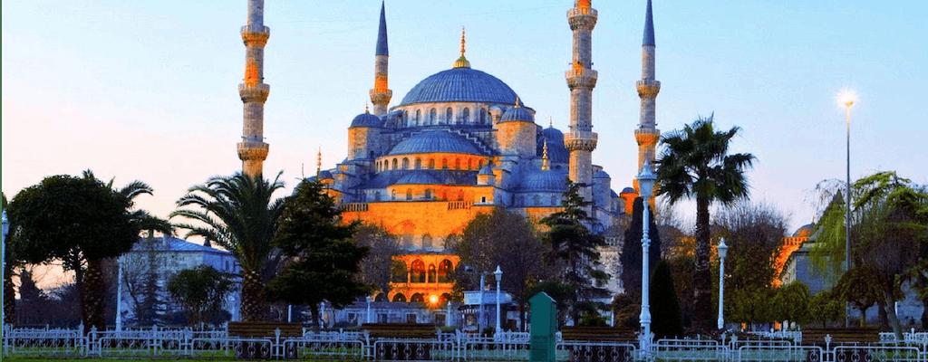 Стамбул золото комбинированный однодневный тур с Собором Святой Софии, Голубая мечеть и частный круиз на лодке