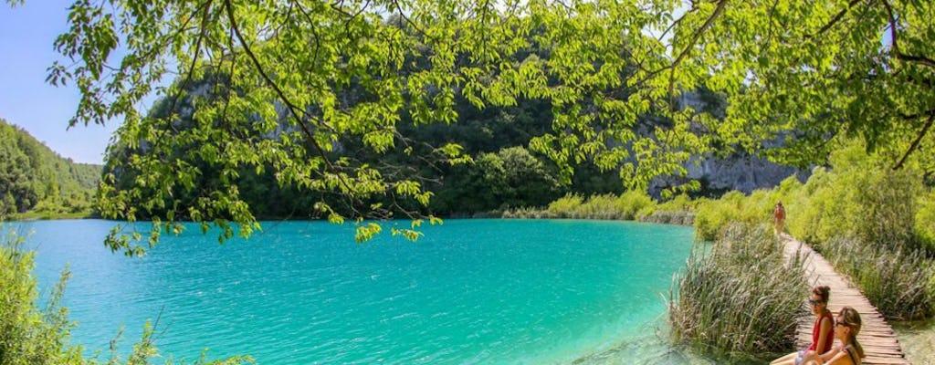 Excursión privada a los lagos de Plitvice desde Zadar