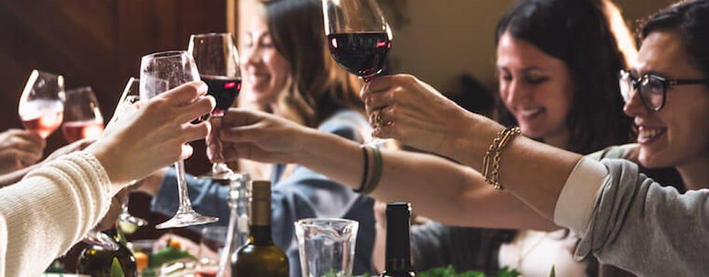 El mejor tour de cata de vinos de Napa y Sonoma Valley.