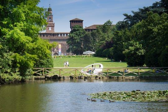 Современный тур в Милан на рикше