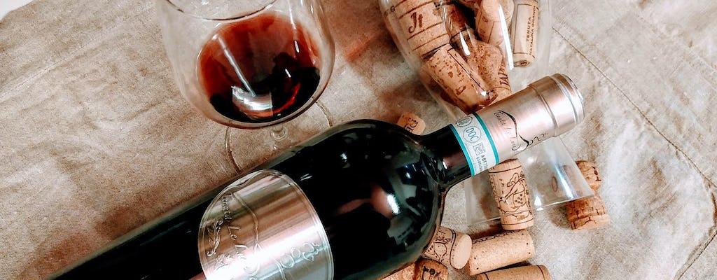 Sensorial wine tasting at La Porta del Vino in Milan