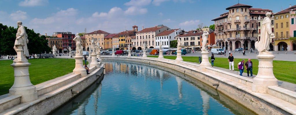 Visita guidata privata di Padova da Venezia