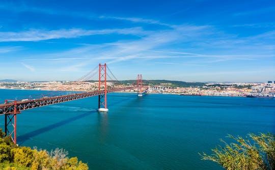 Tour in barca hop-on hop-off di Lisbona